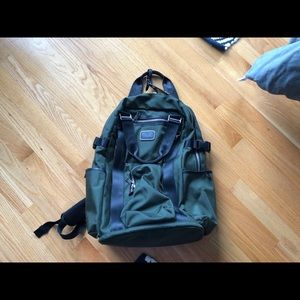 TUMI backpack, like New Condition